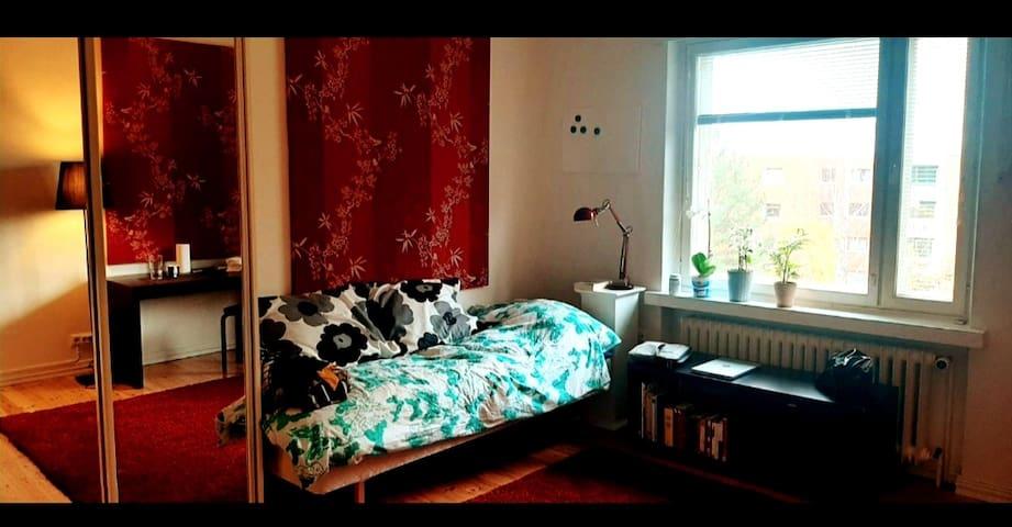 Cozy studio in Kuusankoski