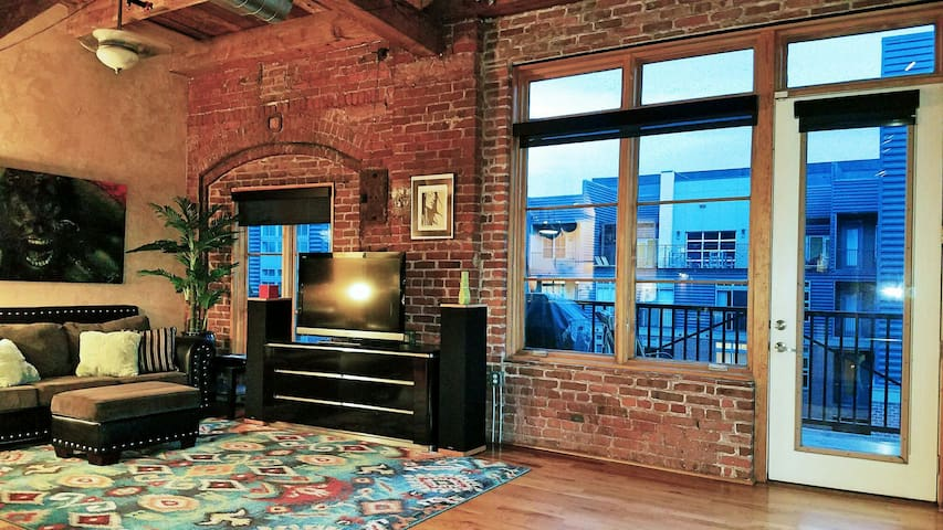 Historic Denver Loft! Walk EVERYWHERE - Denver - Loft