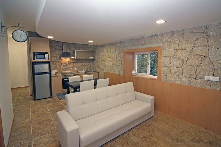 Apartamento/Casa T2 para Férias centro do Gerês - Gerês - Apartment