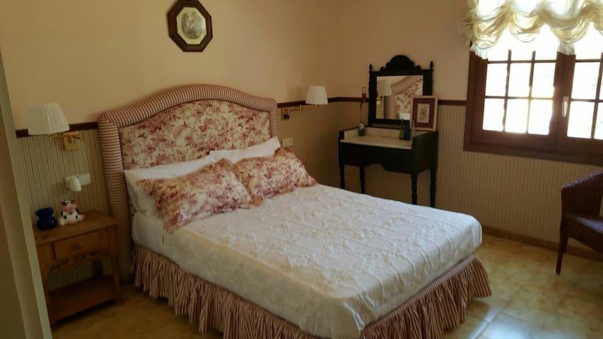 Habitación doble de matrimonio - Arenys de Mar - House