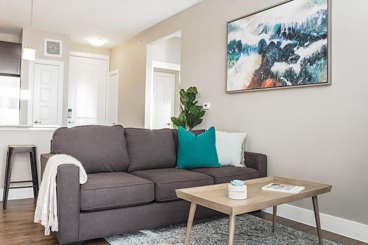 Kasa | Frisco | Exclusive 2BD/2BA Apartment