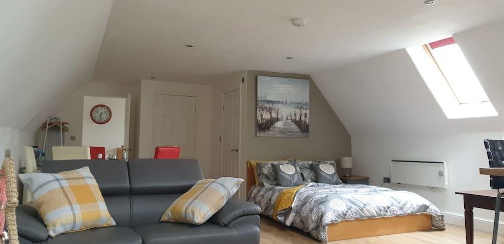 Luxury Barn Apartment - Norfolk Broads - Norwich
