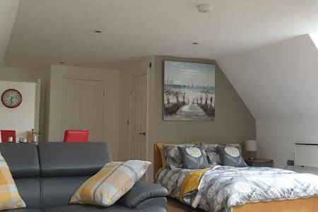 Luxury Barn Apartment - Norfolk Broads - Norwich