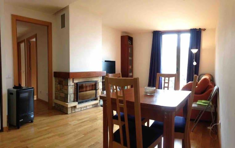 Apartamento Pla de l'ermita. Vall de Boi