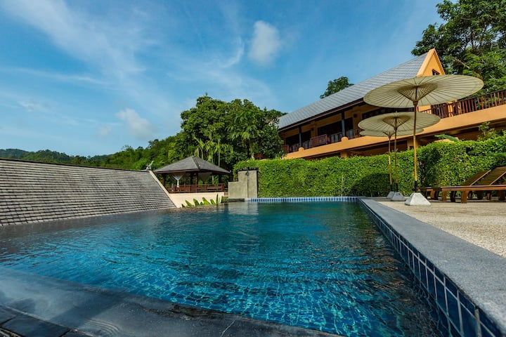 Shivaraks Tropical Rain Forest Villa