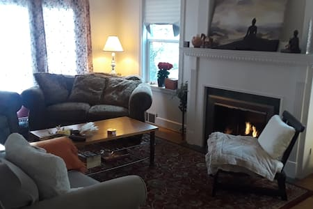 A Private Bedroom, Near JBLM, Long Stays Welcome