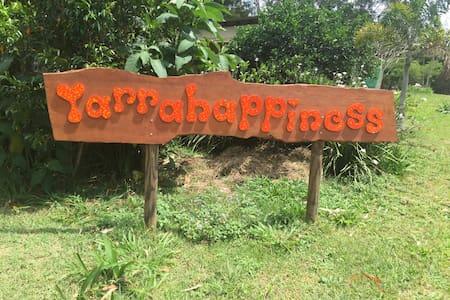 Yarrahappiness Home - Yarrahapinni