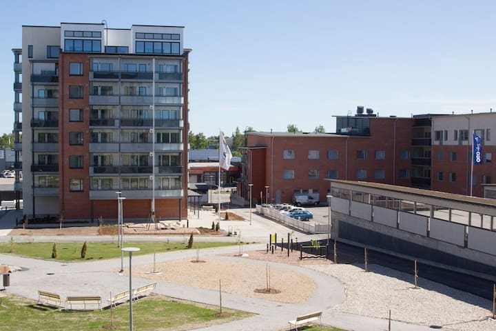 Brand new apartment near city centre