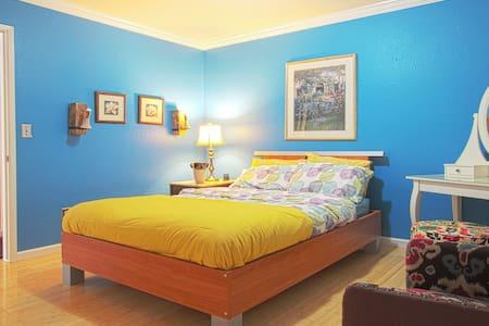 Comfy Room near SF/East Bay & Bart! - Хейворд