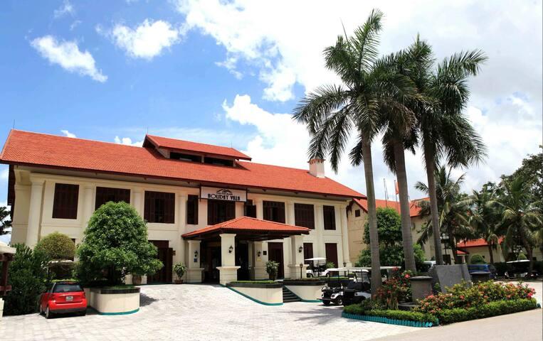 Deluxe Bechfront Villa in Tuan Chau - VN - Villa
