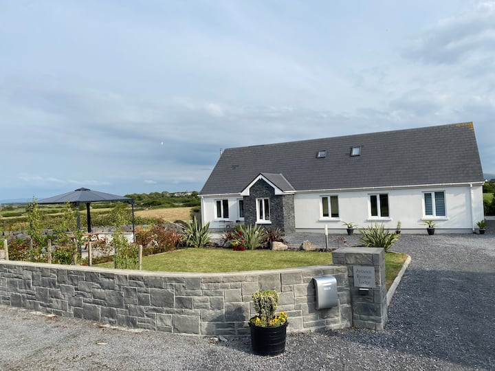 Atlantic Retreat Luxury Apartment 2 - Burren views