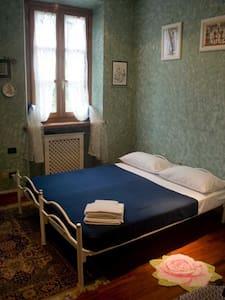 Twin Room, front door bathroom - Viareggio