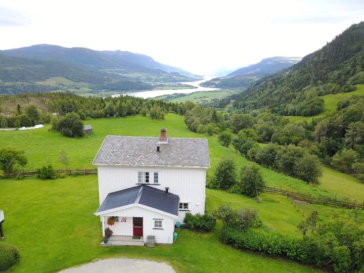 Farmhouse near Kvitfjell Ski Resort