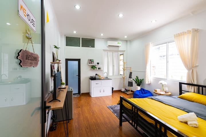 Nice Studio -  7 mins walk to Ben Thanh market