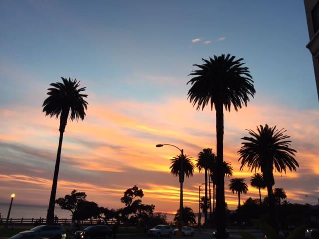 Ocean View, Ocean Ave., 2Bed/2Bath - Santa Mónica - Bed & Breakfast