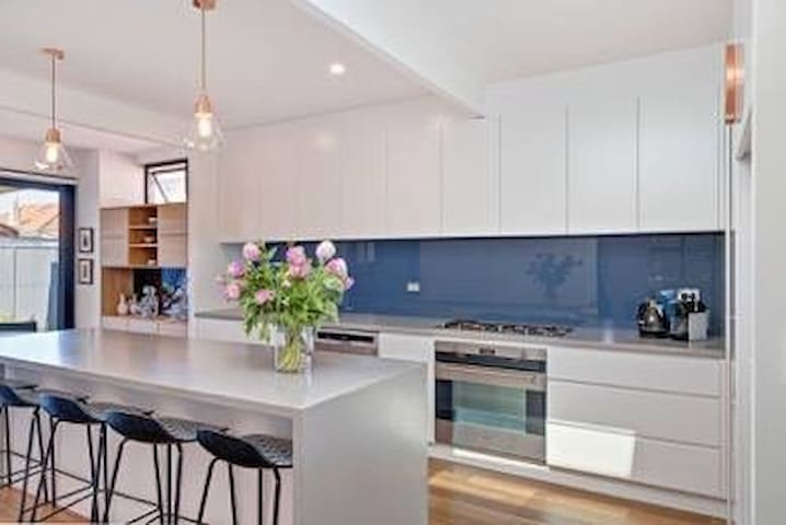 Stylish Sydney family home