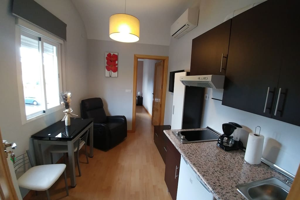 Apartamento tur stico casa mami 2 apartamentos en for Licencia apartamento turistico madrid