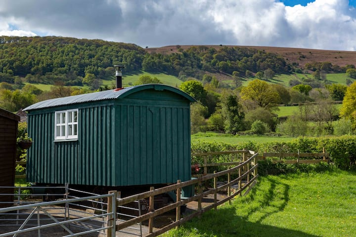 The Sage Hut - safe, private, warm and cosy