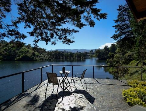 Cottage / villa en Guatapé - Peñol - WIFI - Kayak