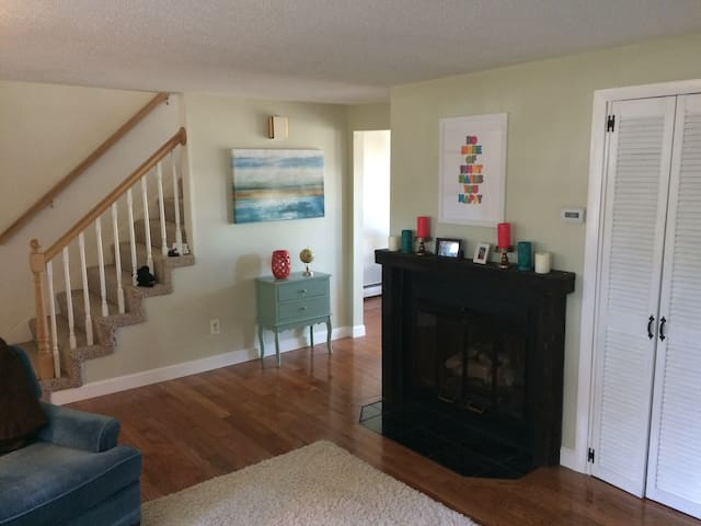 Executive Condo in Seacoast, NH - Stratham