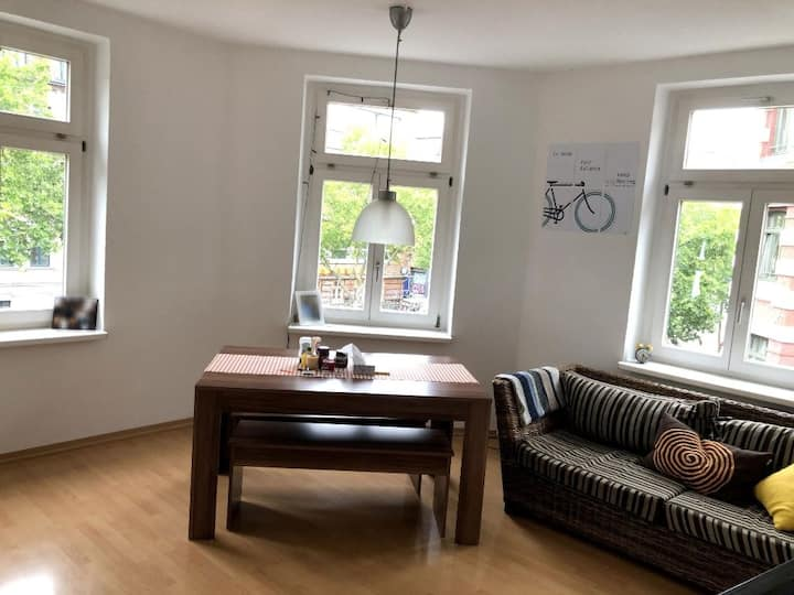 ☀ Bright 🛶 Near Canal, Double bed, whole apartment