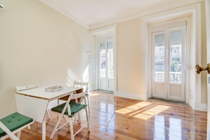 Good Feelings in the Heart of Lisbon - Lisboa - Apartment