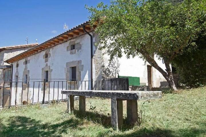 casa rural jaxo
