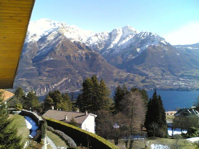 Mansarda Bellagio Alta