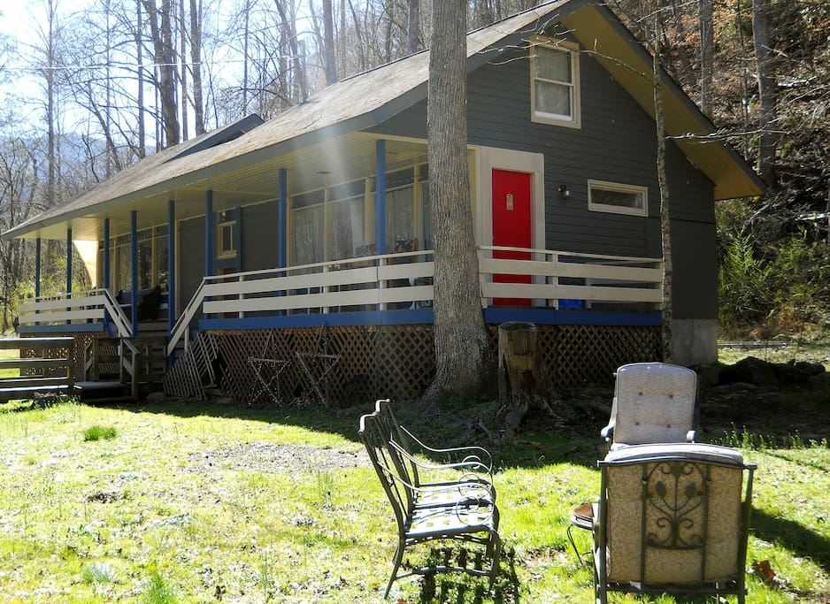 Lazy Dude Ranch Restful Rosella Cabin Apartments For