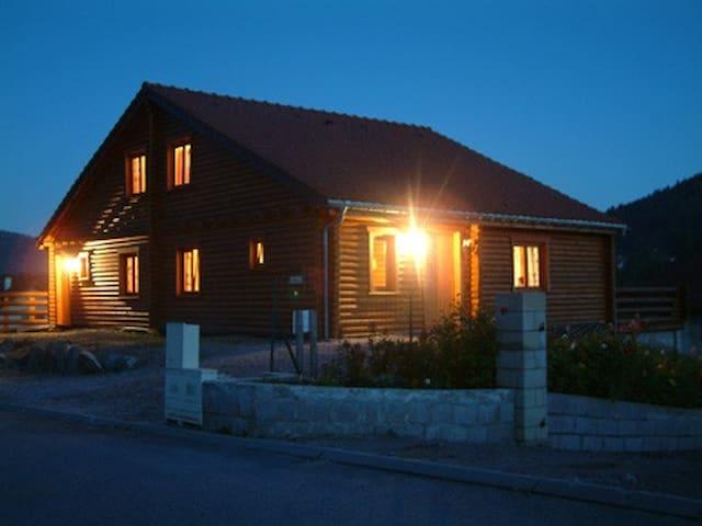 Le chalet des Vosges - Le Tholy - Almhütte