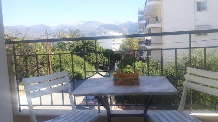 Superb apartment just minutes from centre and sea
