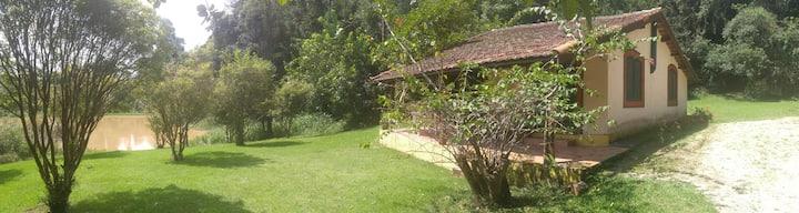 Chalé do Lago- Solar do Vinhedo  - São Roque- SP