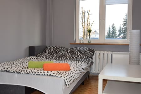 Room in the city center, 200 m. to Krupowki St.