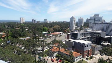 360° panoramaterrass - 14: e våningen