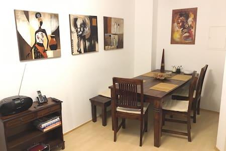 Ruhige Wohnung in Lichtenfels - Lichtenfels - Apartamento