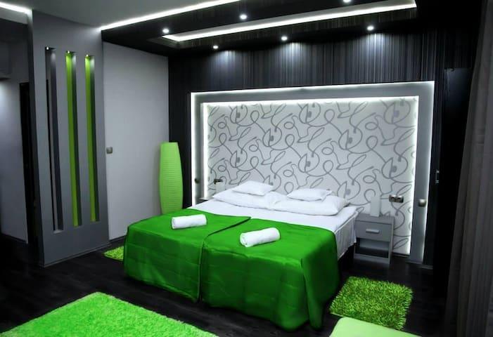 Royal Apartment Kecskemét - Kecskemét - Lägenhet