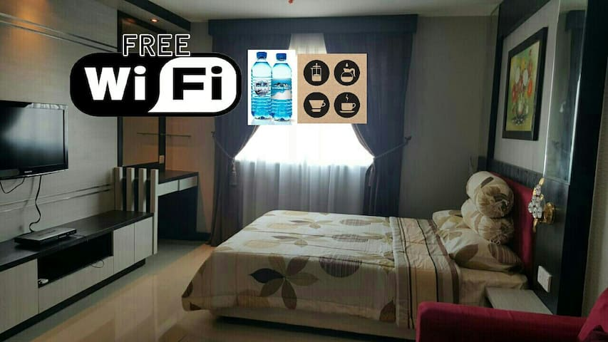 Nagoya Mansion, Nagoya Batam A1616 - Batam City - Appartement