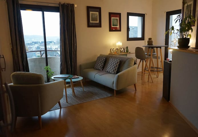 FRERES LUMIERES #2 - Studio Cocooning - 1 Chambre