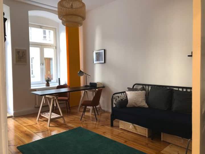 Kleine aber feine Wohnung im schönen Görlitz