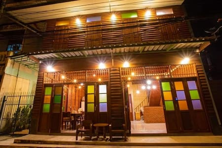 Bansoi 1 & Alley One Cafe (27 sq.m - Duyong)