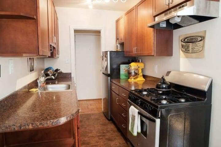 Entire Cozy Basement Apartment - Washington - Byt