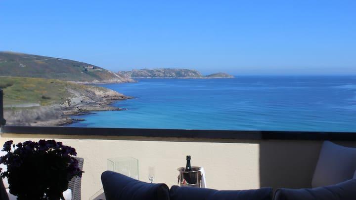 Apartamento de lujo con terraza en la playa G