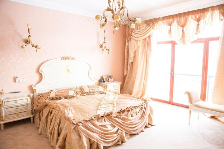 Delux Room in Villa Avoti