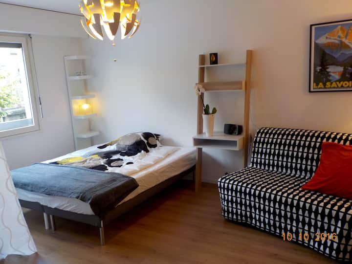 Holiday home in the city centre of Aix les Bains
