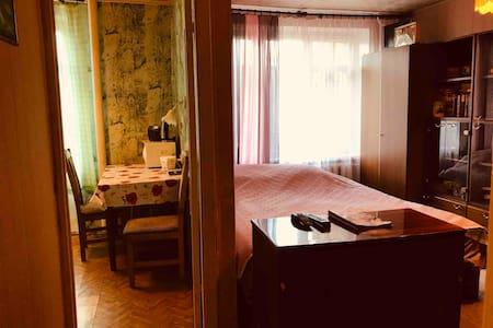 Уютная квартира с балконом на Преображенке