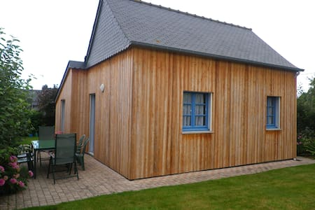 Chalet Le verger - La Gouesnière - Casa