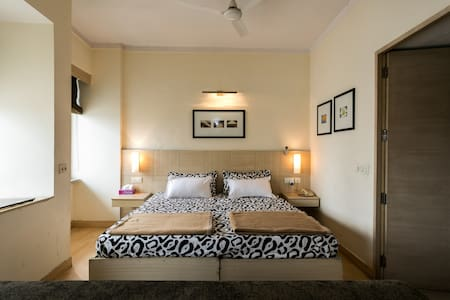 Short Stay Homes Cabana 1 - Ghaziabad - Apartotel