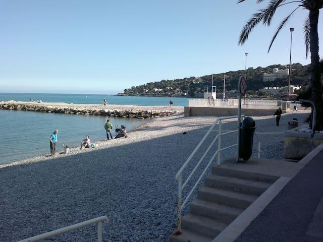 Grand studio F1  avec balcon entre Menton/Monaco - Roquebrune-Cap-Martin - Daire