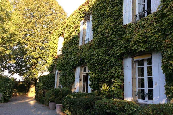 Près du Puy du Fou, la chambre du Marais - Breuil-Barret - Gästehaus