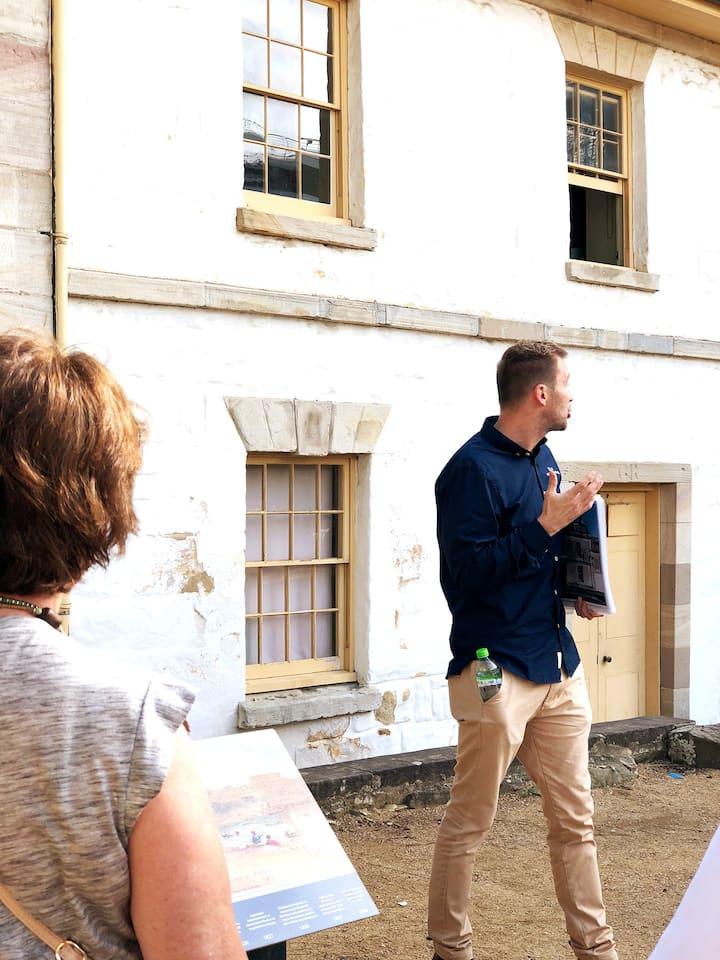 Convict Architects, Coxswains & Cottages